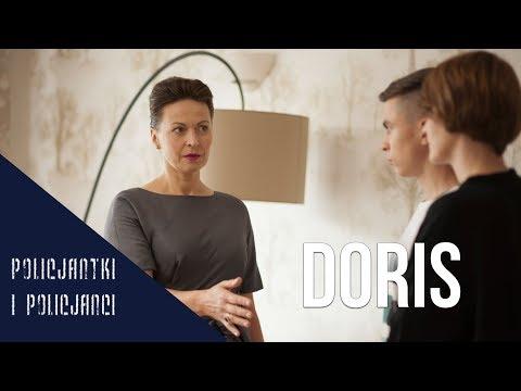 """Policjantki i policjanci"" : Poznajcie Doris!"