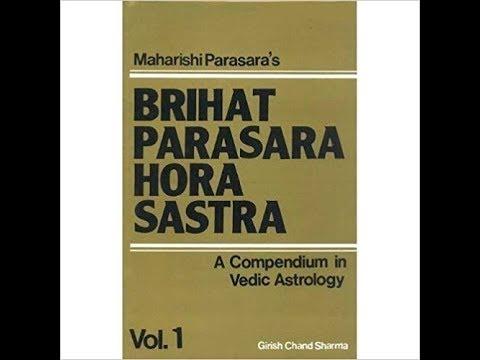 Brihat Parashara Hora Shastra Download