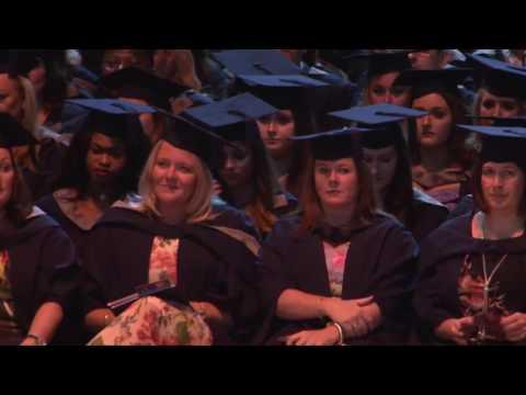 Graduation 2017 - Wednesday 12 July - afternoon ceremony