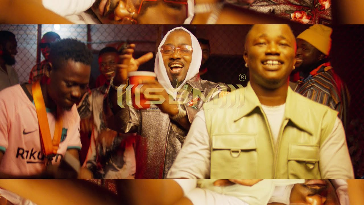 Download AU PRO FT JAMO PYPER & ICE PRINCE - OKOKO [Official Video]