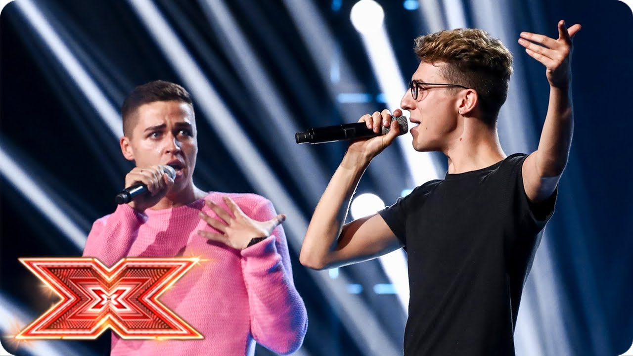 Can Jack & Joel grab Simon's last chair? | Six Chair Challenge | The X  Factor 2017