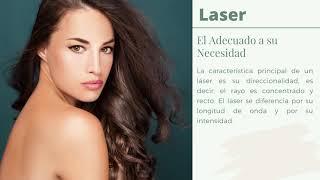 El Laser para Estética Médica, por el Dr. Luis Carlos Moreno