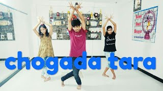 chogada tara song. loveratri movie dance choreography by indian dance Academy