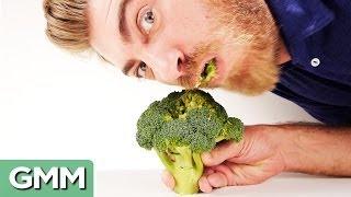 6 Ridiculous Broccoli Commercials