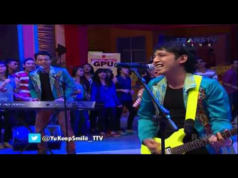 WALI BAND [Aku Bukan Bang Toyib] Live At YuKeepSmile YKS (18-03-2014) Courtesy TRANS TV