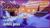 Spyro 3 Ps4 Terrasse De Bambou A 100 Spyro Reignited