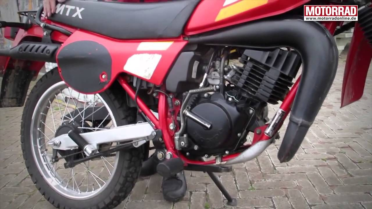 motorrad classic honda mtx 80 youtube. Black Bedroom Furniture Sets. Home Design Ideas
