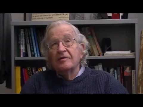 Alarming Discussion with Professor Noam Chomsky Regarding Our Nation and World