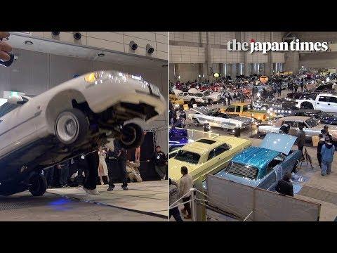 Lowrider Super Show Japan 2017 at Makuhari Messe