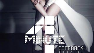 포미닛 (4minute) - 볼륨 업 (Volume Up) , 2012 /Stage mix