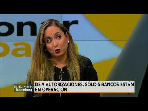 Reforma financiera ha permitido la entrada de nuevos bancos a México