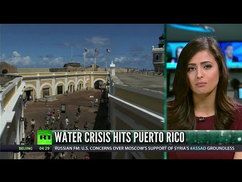 [444] Puerto Rico's other crisis: lack of water