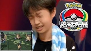 【事故】ポケモン大会で世界優勝者のガルーラ2体にフルボッコにされ号泣してしまっ…