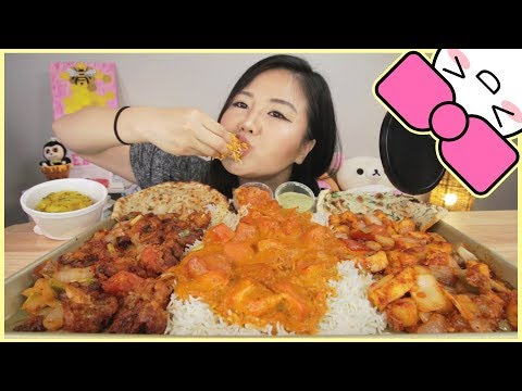 INDIAN FOOD | MUKBANG