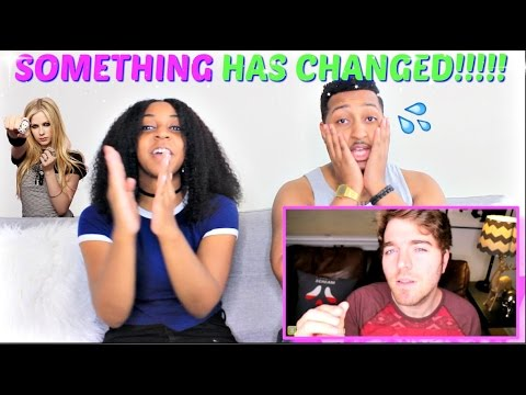"Shane Dawson ""AVRIL LAVIGNE CONSPIRACY THEORY"" REACTION!!!!"