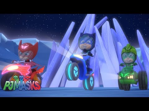 Space Race | PJ Masks | Disney Junior