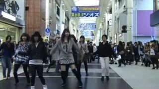 [OFFICIAL]2009年12月12日・13日に熊本市の上通(かみとおり)で行われた...