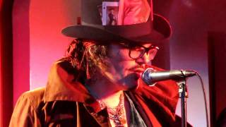 Adam Ant  @ The 100 Club -Deutscher Girls 27/0/2011