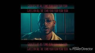 Eric Bellinger - G.O.A.T. (ft. Wale) lyrics