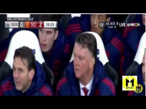 Download Newcastle vs Manchester United 3 - 3 Rastet dhe Golat