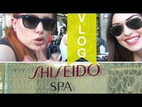 Concerto INCUBUS con CherylPandemonium + SPA Shiseido Tour!!! - VLOG | Erikioba