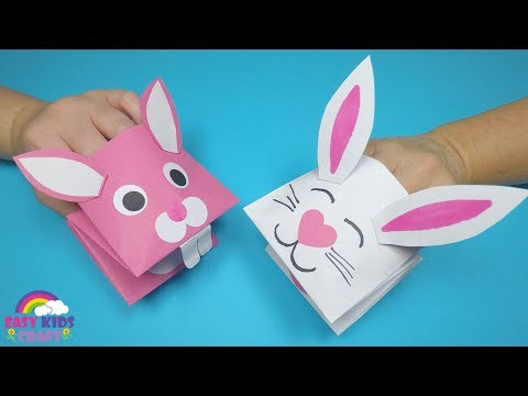 how-to-make-a-paper-bunny-hand-puppet-|-easter-craft-for-kids