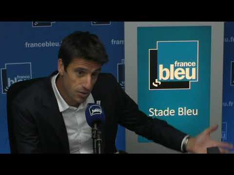 Stade Bleu - Tony Estanguet