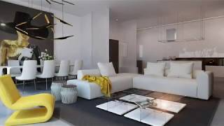 LIVING ROOM IDEAS WITH GREY CARPET 2018 - YouTube