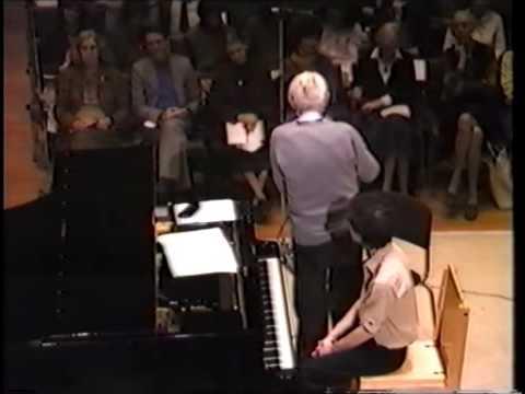 Vlado Perlemuter - Masterclass on Chopin's Polonaise-Fantasy - 1983
