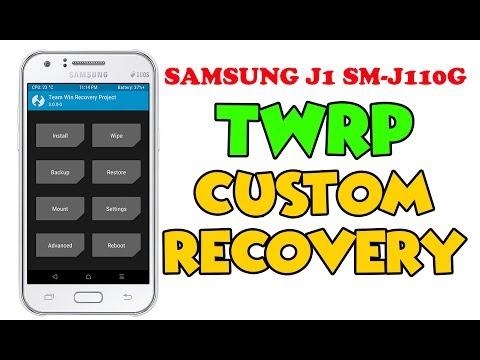Install Custom Recovery In Samsung Galaxy J1 Ace SM J110G
