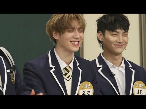 GOT7 Yugyeom cute and funny moments 2018