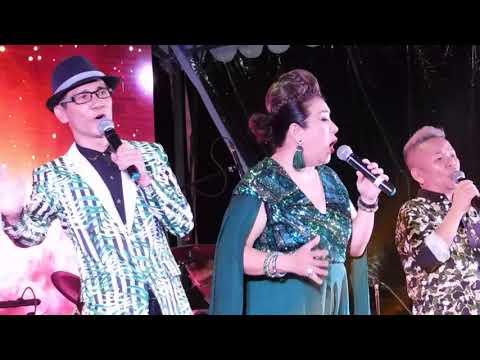 Bukit panjang 技能创前程歌台秀全场司仪王雷陈建彬和刘玲玲他们合唱的一首歌曲🌟🌟🌟🌟🌟🌟🌟