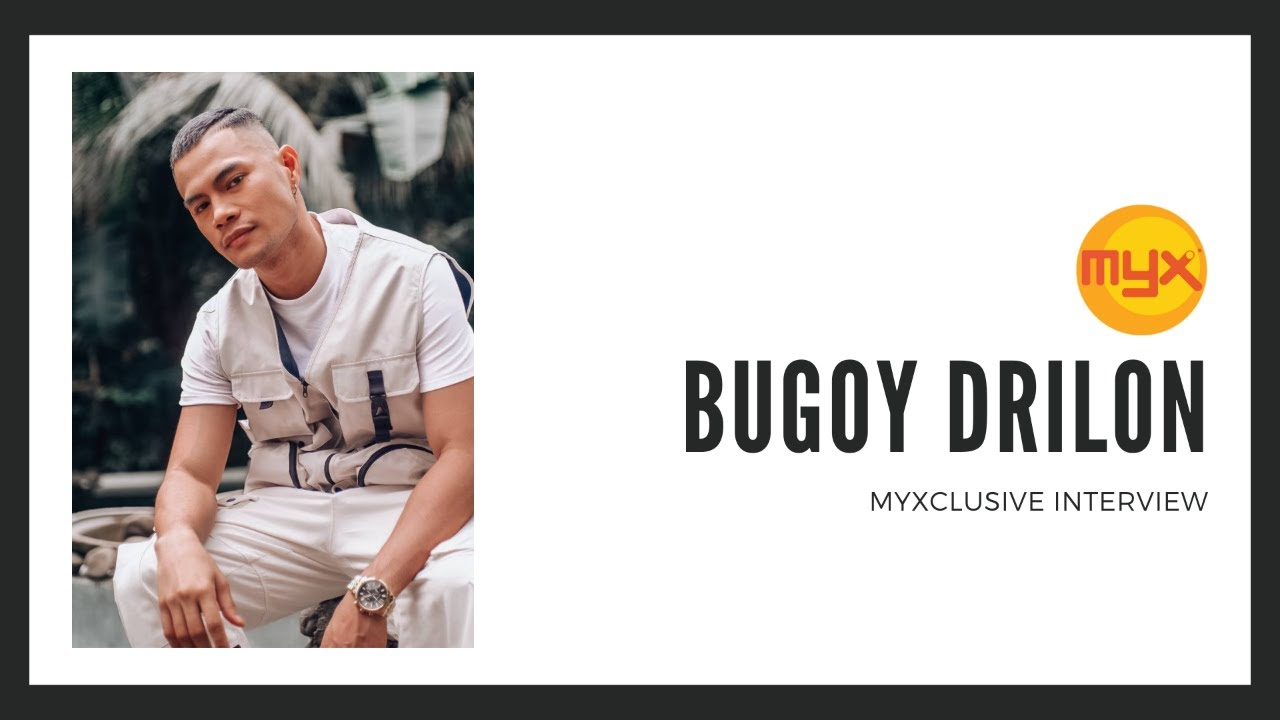 Bugoy Drilon on MYXclusive