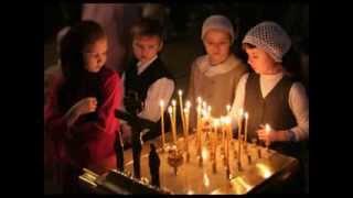 ПРАВОСЛАВИЕ ДЕТЯМ! ВОСКОВЫЕ СВЕЧЕЧКИ!(ДОРОГИЕ ДРУЗЬЯ! С РОЖДЕСТВОМ ХРИСТОВЫМ! Восковые свечечки ярко сияют Этим чудным вечером Бога прославляют...., 2013-09-22T18:18:48.000Z)