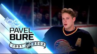 Павел Буре/ Pavel Bure 100 величайших игроков НХЛ