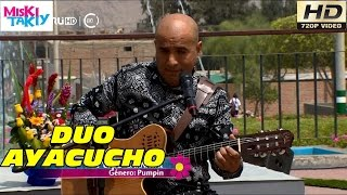 DUO AYACUCHO en Vivo (Full HD) - Miski Takiy (31/Oct/2015)