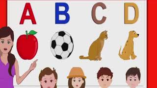 abc Song - Kids Song - Children's Songs