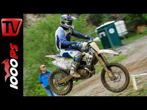 Husqvarna Motocross Modelle 2017 Test | Interview mit Ossi Reisinger und Johannes Ketter