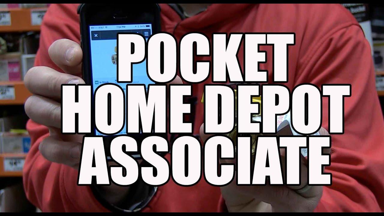 Home Depot Mobile Application