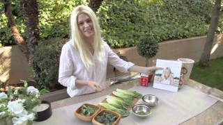 Cooking Healthy with Gwyneth Paltrow