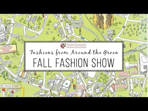 2015 Morristown-Beard School Fall Fashion Show