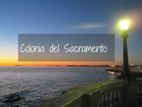 Viajar Sozinha: Colonia Del Sacramento - Uruguay   Travel Vlog