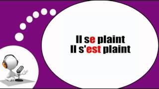 Французского видео урок = Фонетика # Круглый гласных и гласных