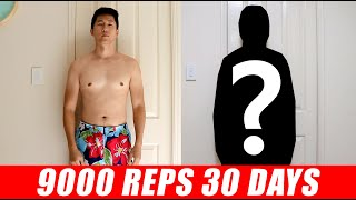 300 Reps a Day 30 Day Challenge (Jumping Jacks, High Knees, Mountain Climbers)