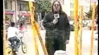 """La Tele - Santiago Moure: """"Augurios 1996"""""""