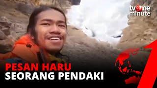 Download Pendaki Ini Menahan Tangis saat Lihat Salju di Puncak Gunung Indonesia! | tvOne