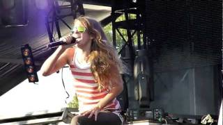 Guano Apes - You Can't Stop Me Live at Leipzig Festwiese 18.06.2011 [HD & HQ]