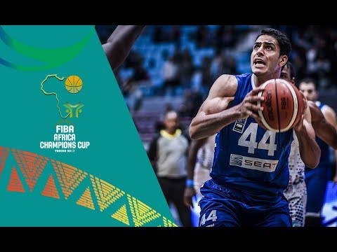 City Oilers v Es Rades - Full Game - FIBA Africa Champions Cup 2017