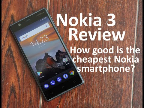 Nokia 3 review: specs, price, features and should you buy