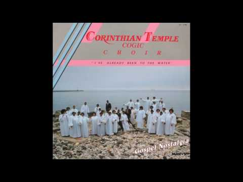 """Hold On, For We're Going Home"" (1990) Corinthian Temple COGIC Choir"